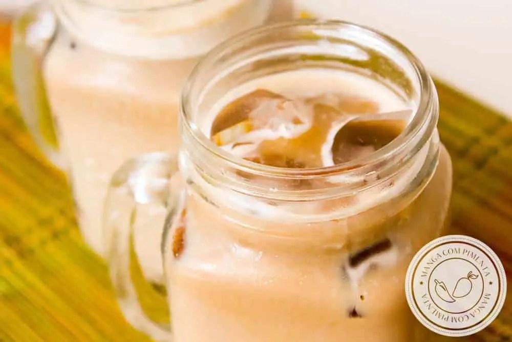 Café com Leite Gelado | Famoso Pingado para os dias Quentes!
