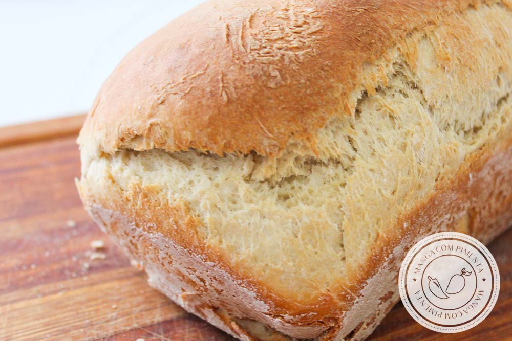 Aprenda a fazer um Pão Caseiro Fofinho do Zero!