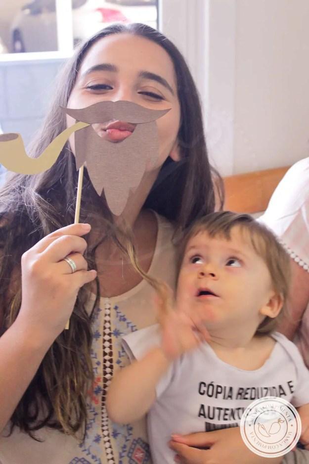 Festa de um Aninho do Bebê - Tema Lenhador | Floresta