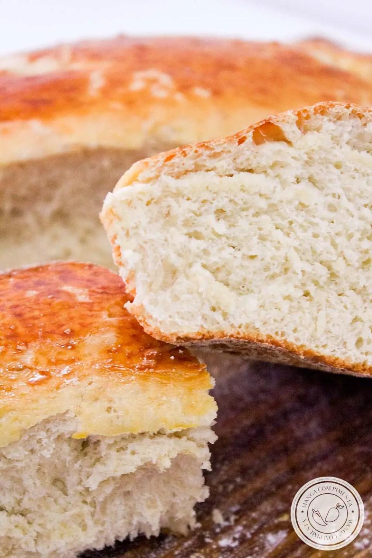 Pão para Sanduíche tipo do Subway - Lanche do Final de Semana com a família!
