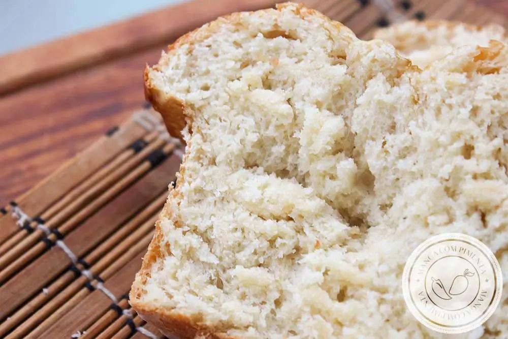 Pão Petrópolis - Super fofinho e delicioso para o café da manhã ou da tarde!