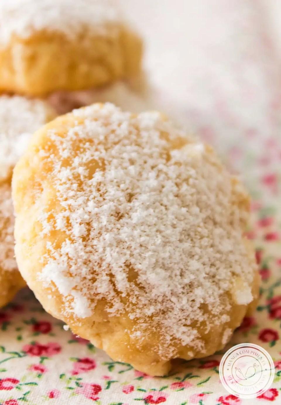 Biscoitos de Tangerina - um docinho para alegrar a vida em dias frios!
