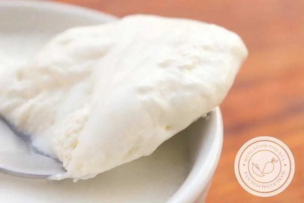 Receita de Sour Cream - aprenda a fazer Creme Azedo com Creme de Leite de Caixinha em casa!