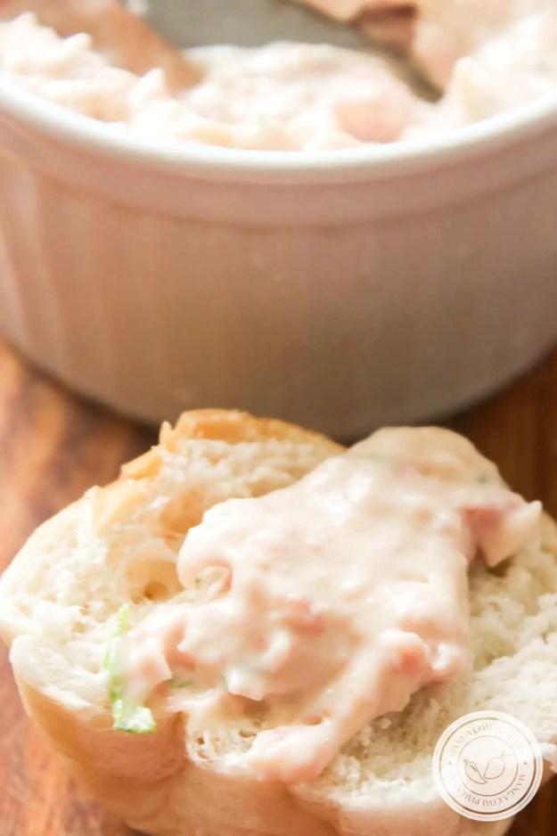 Receita de Patê de Salame - prepare para uma festa ou para o lanche a tarde da família.
