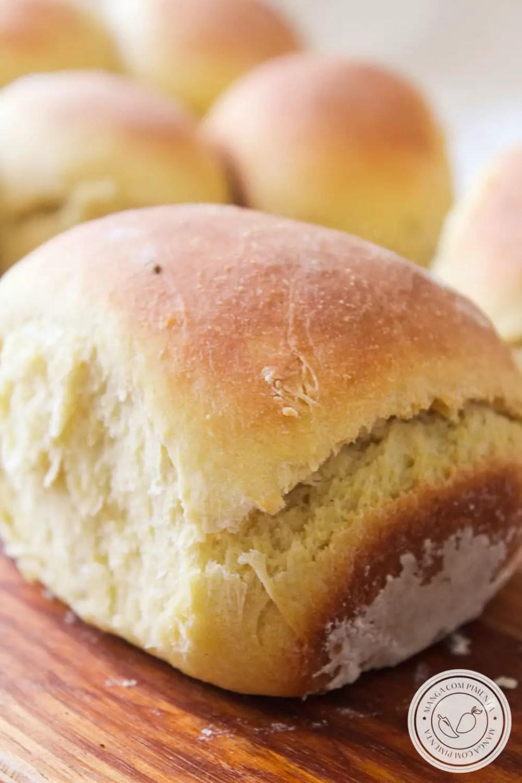 Receita de Pão Brioche de Fubá com Erva-Doce - para um lanche da tarde delicioso com a família!