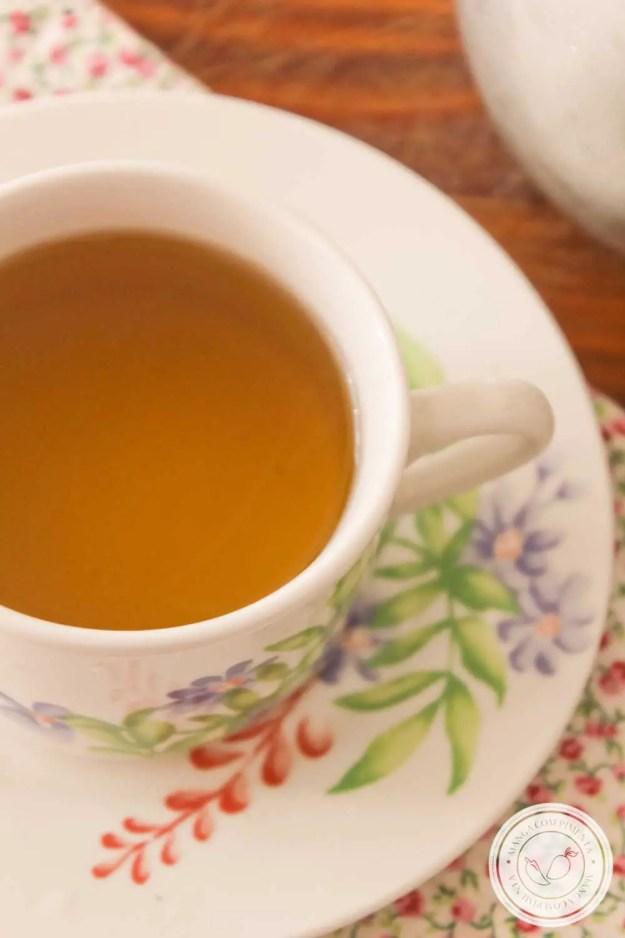 Receita de Chá de Hortelã - prepare em dias frios para esquentar e aproveite os seus benefícios!