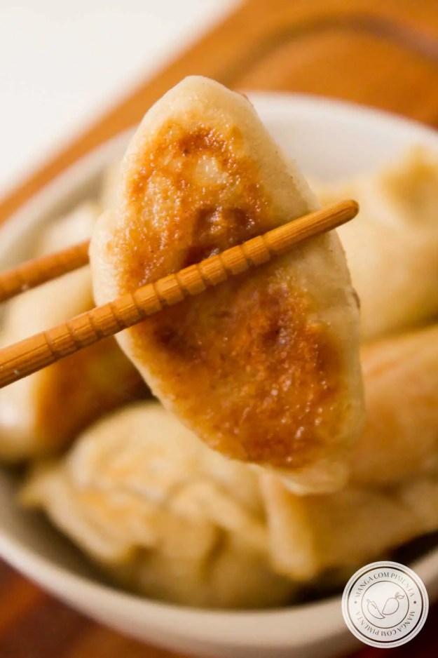 Receita de Guioza - um prato oriental delicioso para fazer em casa!