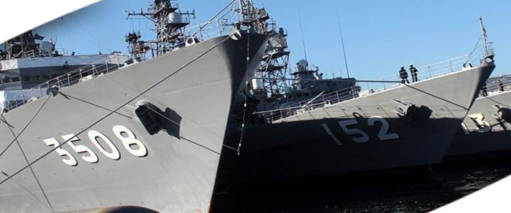Escuadra Japonesa en Panamá