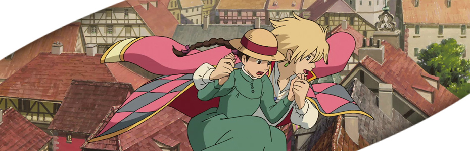 #TBT La Magia del Doblaje – Howl Moving Castle