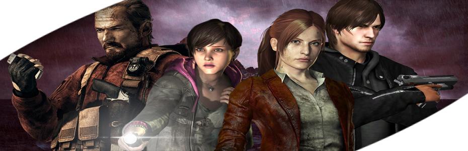 Resident Evil: Revelation 2,  ya hay luces de la trama