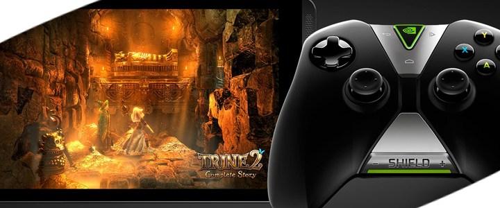 Grandes juegos vienen para la nueva consola de Nvidia…Shield