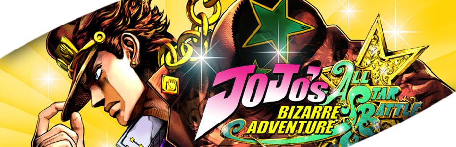 Jojo's Bizarre Adventure viene con Diamons is Unbreakable