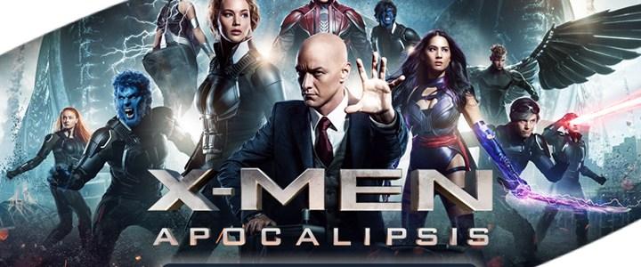 X-MEN: Apocalypse, la esperada del 2016