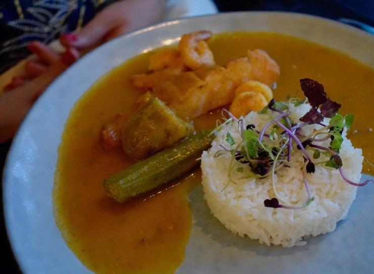 Restaurant L'Akan à Tours