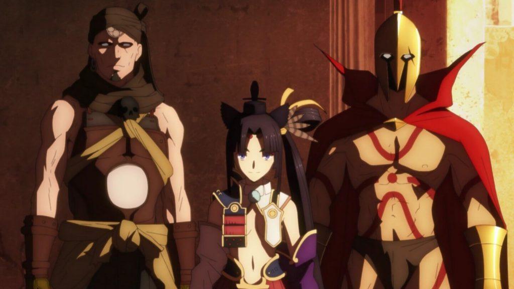 Fate/Grand Order: Babylonia Tampilkan PV Keduanya