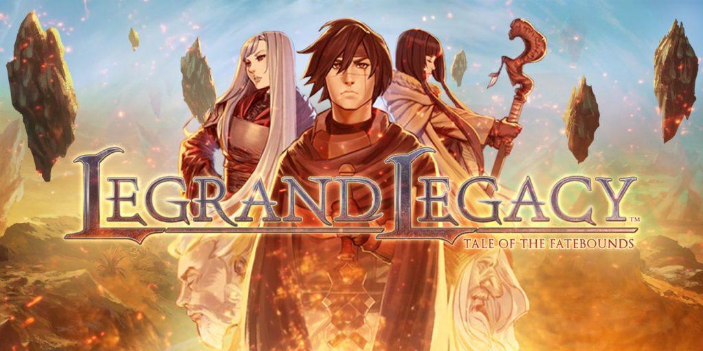 Legrand Legacy Tuju PS4 dan Xbox One