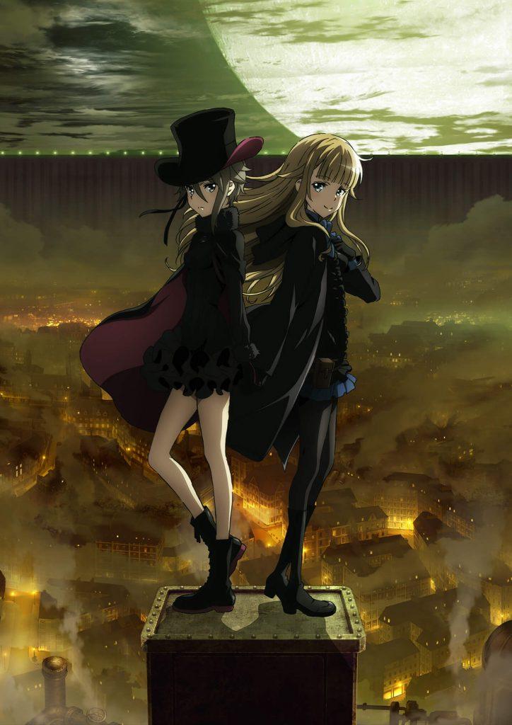 Anime Princess Principal Movie Tampilkan PV Perdana