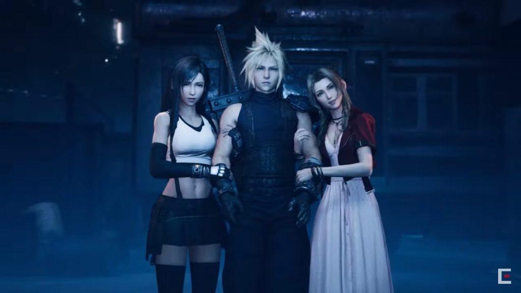 Square Enix Tampilkan Trailer Baru FFVII Remake