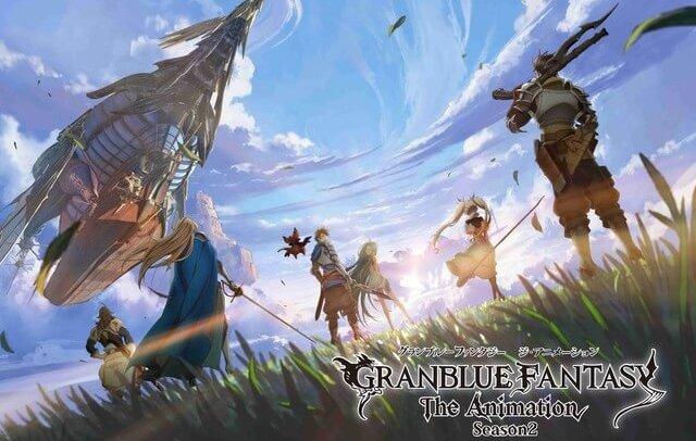 Granblue Fantasy Season 2 Tampilkan Visual Terbaru dan Informasi Lagu Penutup