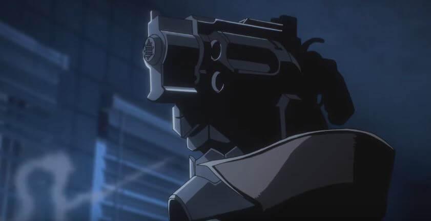 PV Ketiga Anime 'No Guns Life' Perdengarkan Lagu Penutup dari band DATS
