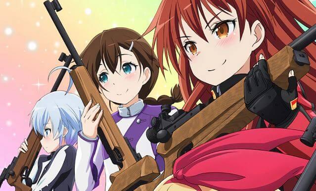 Proyek Anime Rifle is Beautiful Umumkan 9 Seiyuu Terbaru
