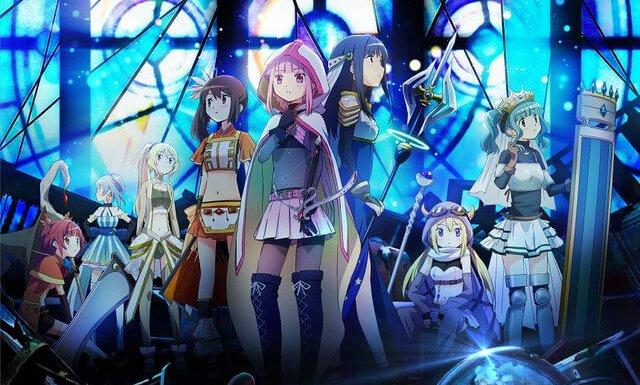 Tanggal Tayang Anime Magia Record Akhirnya Diungkap