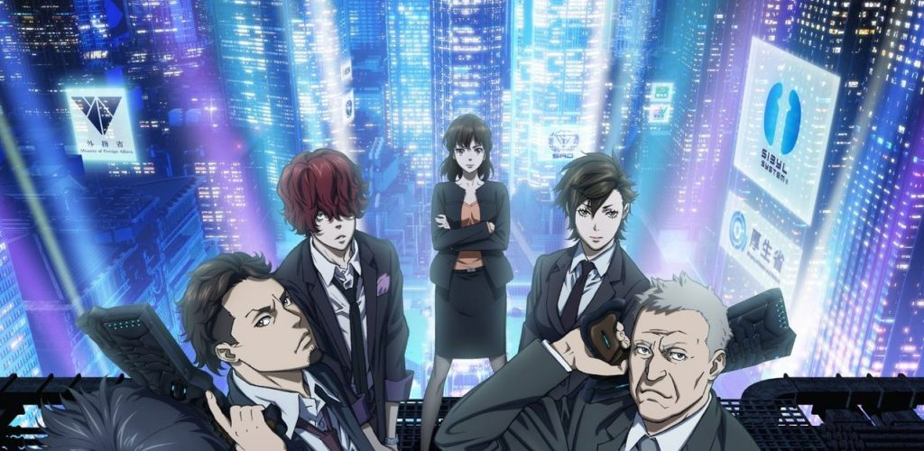 Psycho-Pass 3 Mendapat Delapan Episode