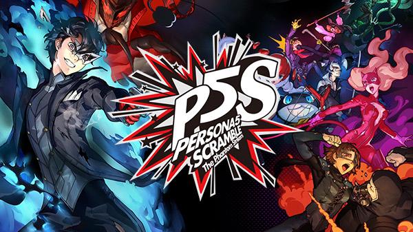 Perilisan Persona 5 Scramble: The Phantom Strikers