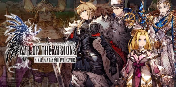 War of the Visions: FFBE Tampilkan Trailer ke- 4