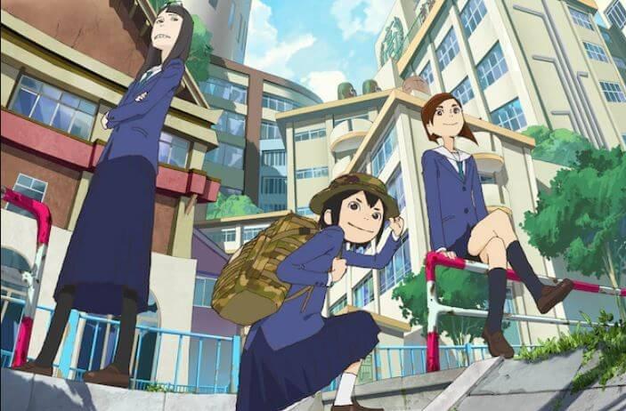 Desain Karakter dan Detail Seiyuu Anime Eizouken ni wa Te o Dasu na! Diungkap