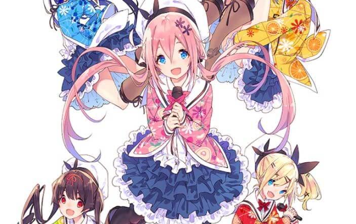Daftar Seiyuu Anime Ochikobore Fruit Tart Resmi Diumumkan