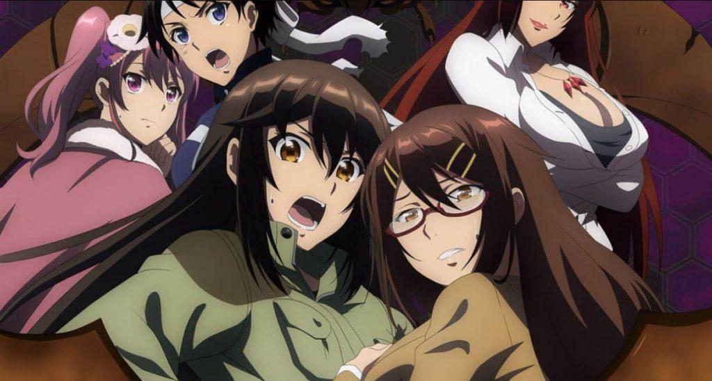 PV Terbaru Film Anime Kyochuu Rettou Perdengarkan Lagu Tema dari Haruka Toujou