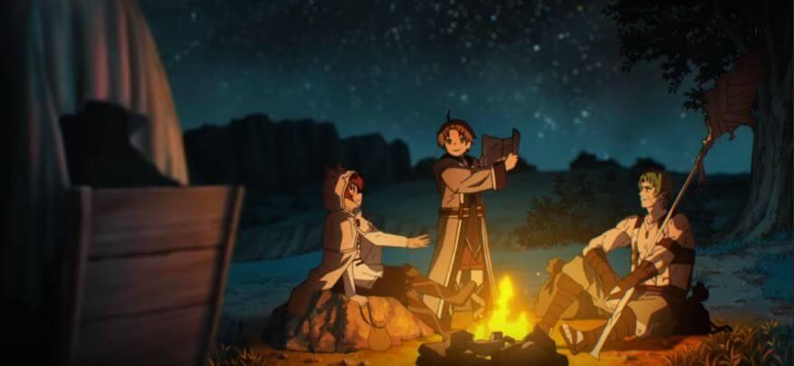 Video Promosi Pertama dan Visual Terbaru Anime Mushoku Tensei Ditampilkan