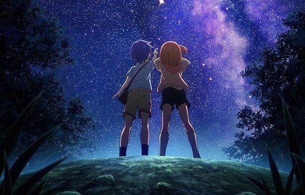 Koisuru Asteroid Ungkap Tanggal Tayang Animenya