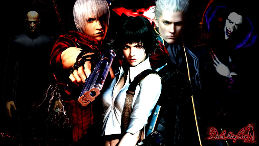 Devil May Cry 3: Special Edition Tuju Switch