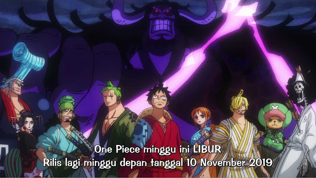 One Piece Sub Indo Episode 909