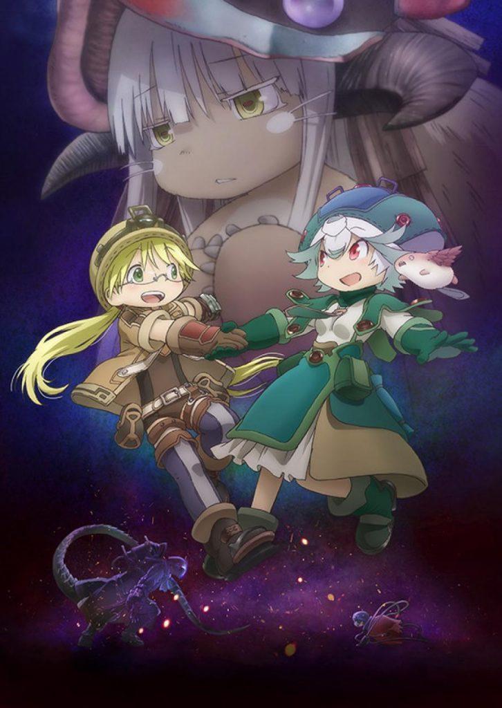Anime Made in Abyss Tampilkan PV Movie Terbaru