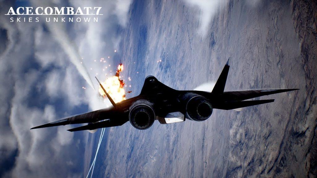 Trailer: Ace Combat 7 DLC Ten Million Relief Plan