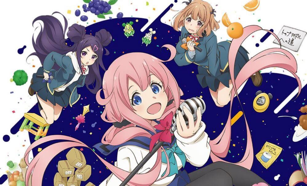 Situs Diluncurkan, Visual untuk Adaptasi Anime Ochikobore Fruit Tart Diperlihatkan