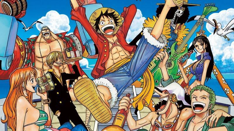 Publikasi One Piece Ditunda Seminggu untuk Istirahat Sakit Oda