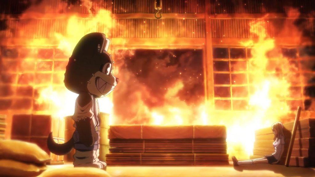 Anime Gleipnir Tampilkan PV Perdana