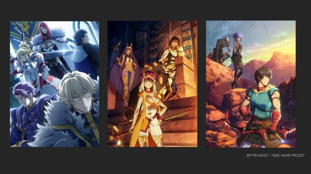 Anime Fate/Grand Order: Camelot Tampilkan Teaser Terbaru