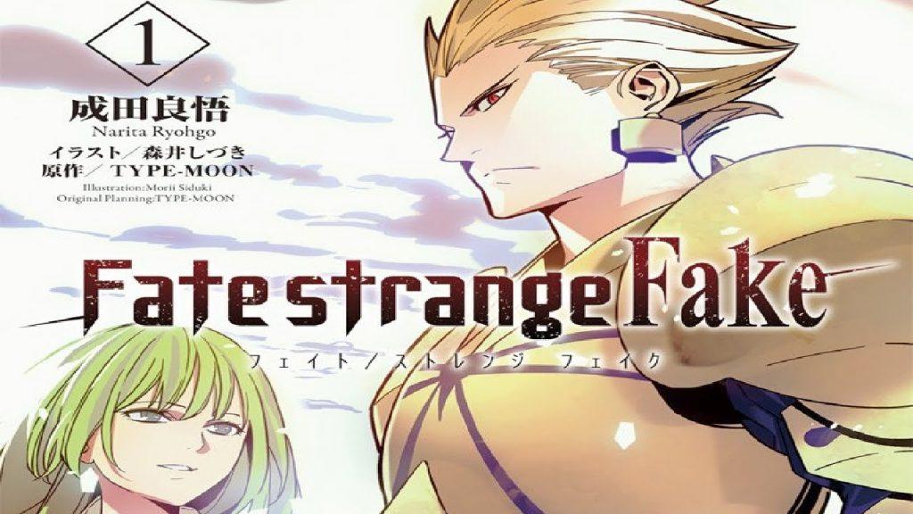 Novel Fate/strange Fake Dapatkan Promosi Video