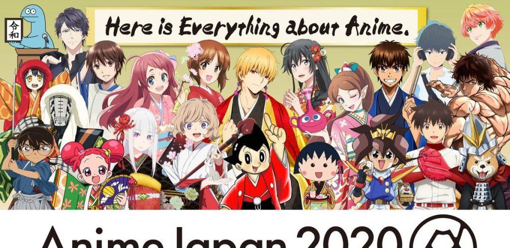 AnimeJapan 2020 Dibatalkan karena COVID-19