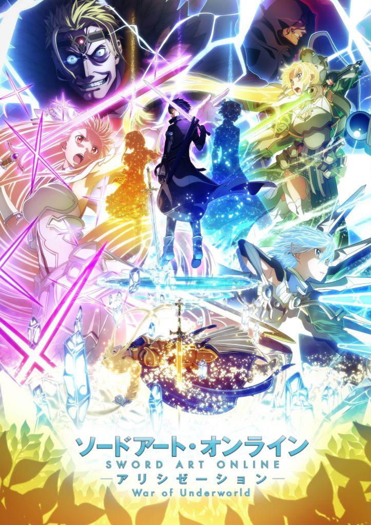 Sword Art Online Umumkan Jadwal Rilis Season Terakhirnya