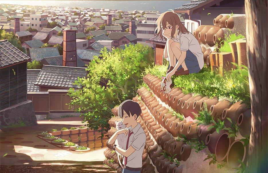 Nakitai Watashi wa Neko wo Kaburu Tunda Penayangan Filmnya