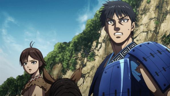 Kingdom Tunda Penayangan Season Ketiga Animenya