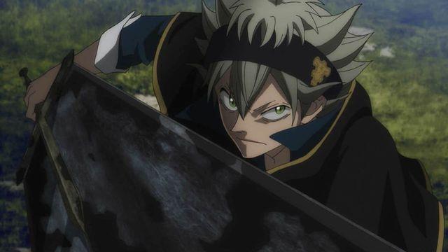 Anime Black Clover (Libur Mulai tanggal 5 Mei)