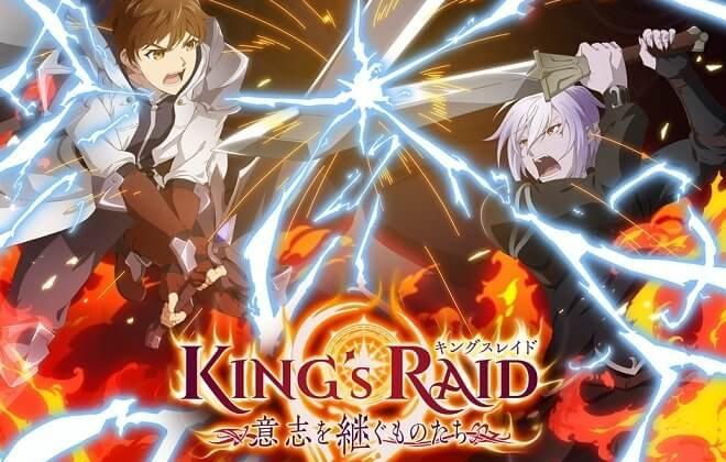 King's Raid Ungkap Lebih Banyak Staf dan Seiyuu Animenya