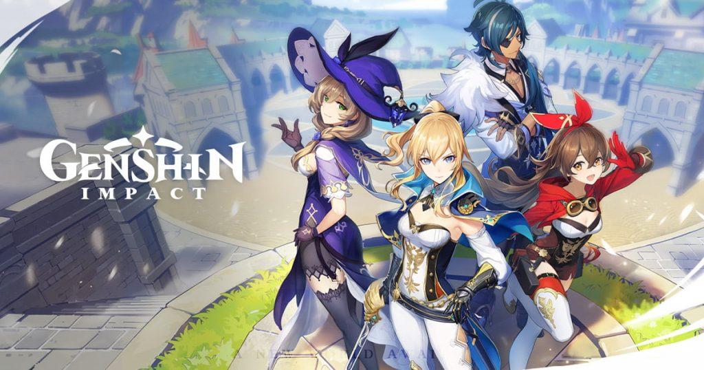 Genshin Impact Lakukan Closed Beta Test PlayStation 4